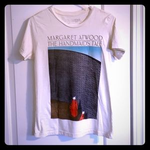 Out of print t shirt.